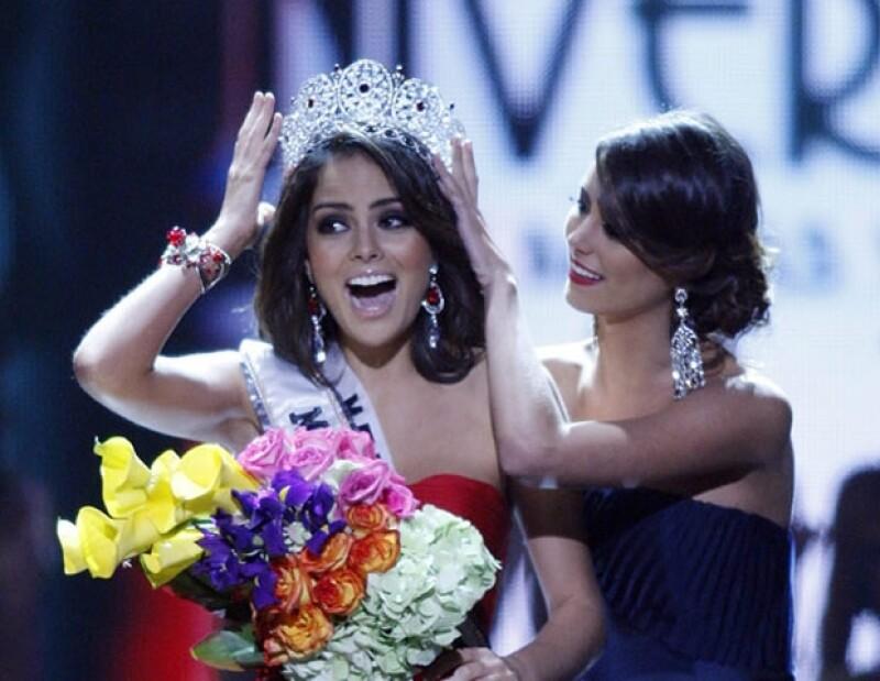 Daniela Di Giacomo, quien fue Miss Venezuela 2005, evaluó el desempeño de la reina mexicana, a unos días de entregar la corona.