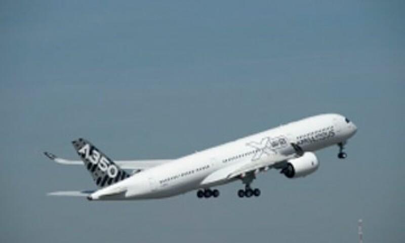 A350XWB Airbus MSN 005