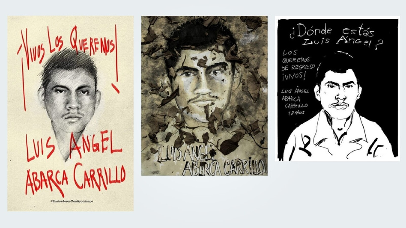 Luis Angel Abarca Ayotzinapa