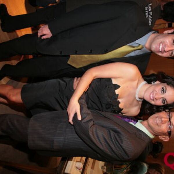 Miguel Medina, Ely García Lourdes, Oscar Román