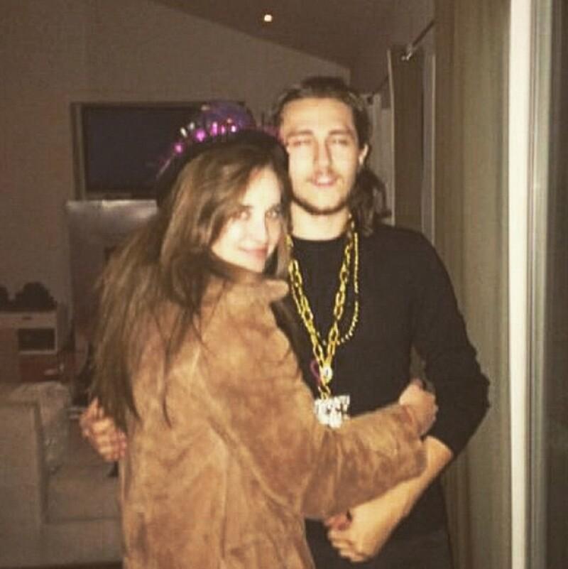 Braison Cyrus, habría comenzado un romance con Christina Schwarzenegger, hermana del novio de Miley.