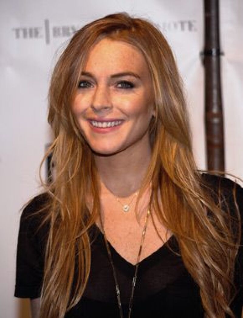 La cantante asegura que ahora ve mucha televisión y que Samantha Ronson le ha dado fortaleza a su vida.