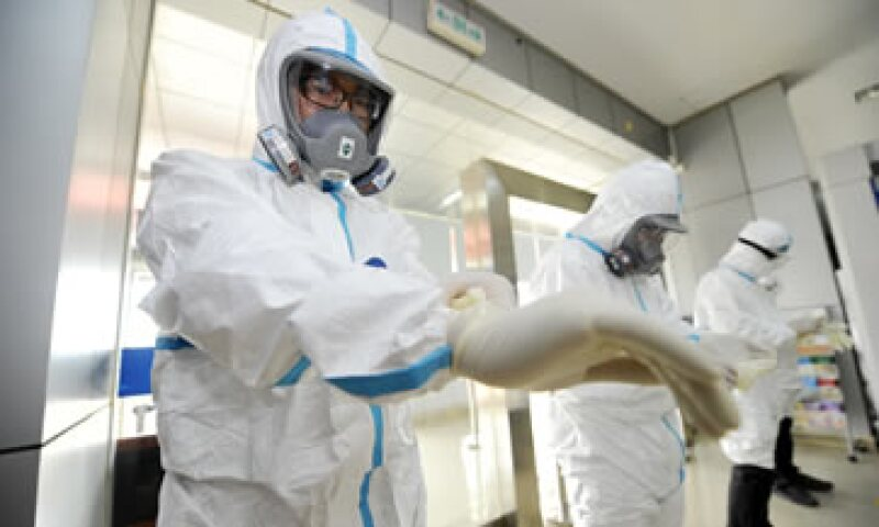 La ONU pide 1,000 millones de dólares para combatir al ébola. (Foto: AFP )