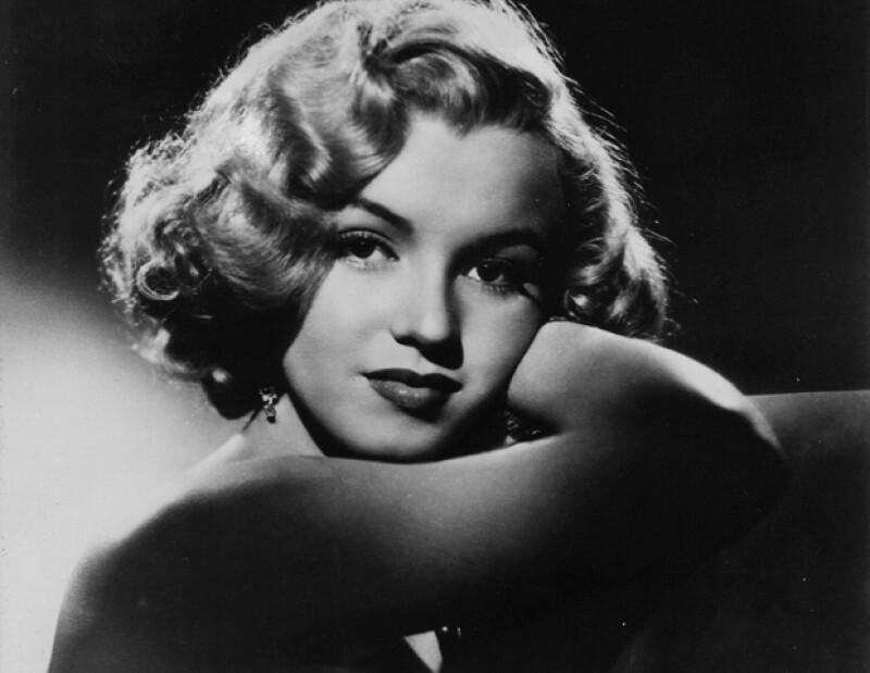Se dice que la última llamada que hizo Marilyn antes de morir fue a John F Kennedy.