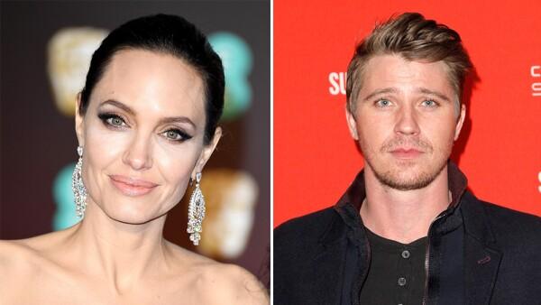 Angelina Jolie y Garrett Hedlund