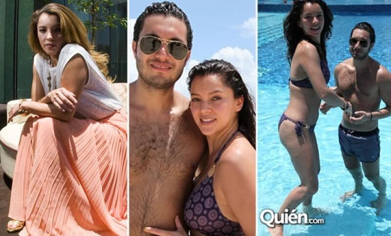 Sara Maldonado cumple 32 años y a casi un año de dejar la soltería está muy contenta con su novio.
