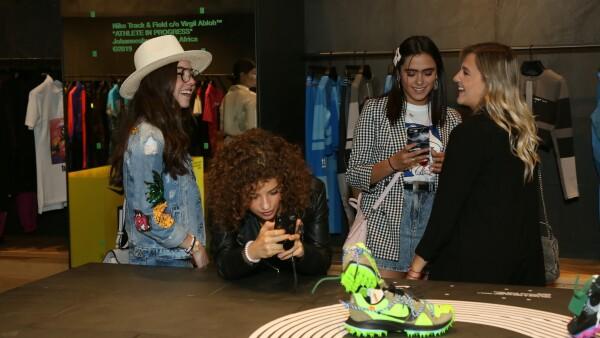 Evento Nike
