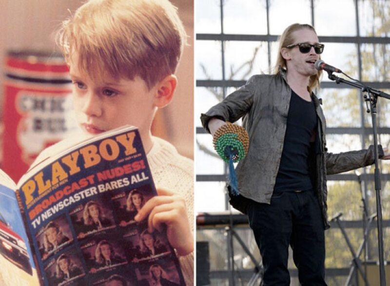 Macaulay se dedicó al mundo de la música.