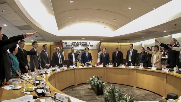 Comité Técnico de Evaluación