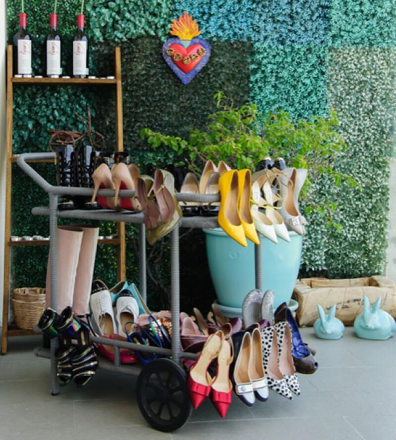 """Anita Cuevas: """"Cada zapato que tengo, tiene un recuerdo o una historia"""""""