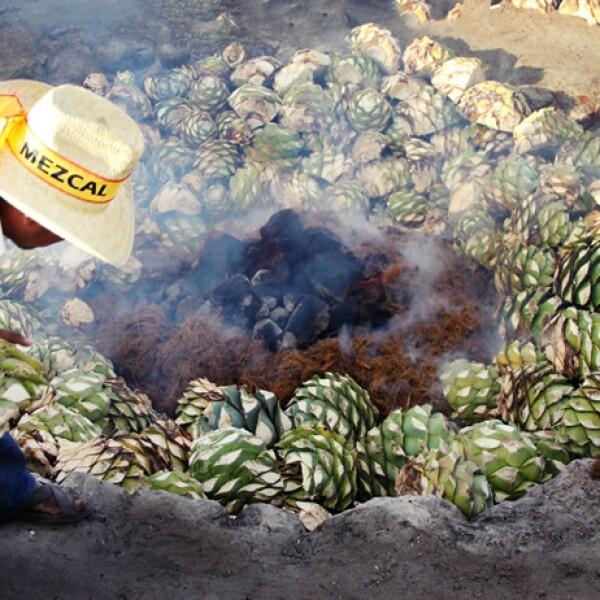 Mezcalera Oro de Oaxaca