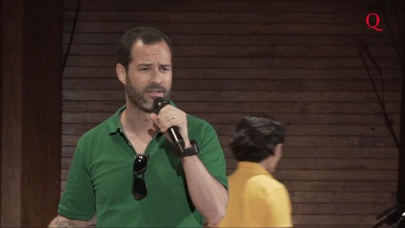 Emiliano Salinas en festejo NXVIM