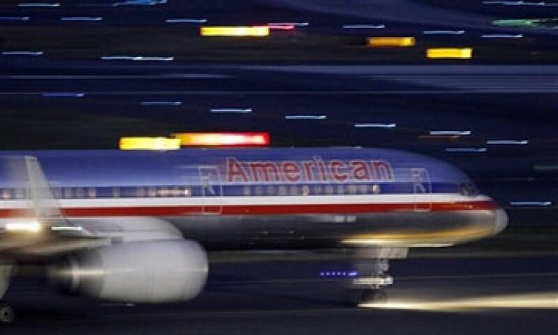 American Airlines fue la única de las grandes firmas del sector que se negó acogerse al Capitulo 11 tras la crisis de 2008. (Foto: AP)