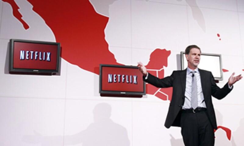 Hastings fundó Netflix en 1997 en Los Gatos, California y al primer trimestre del año tenía poco más de 26 millones de suscriptores en el mundo. (Foto: AP)