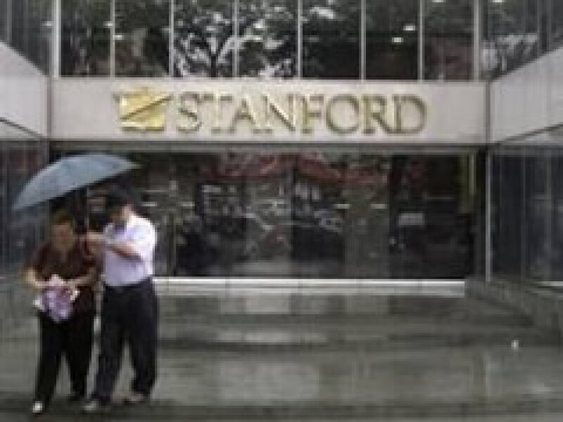 Stanford, otro fraude en tiempos de crisis. (Foto: AP)