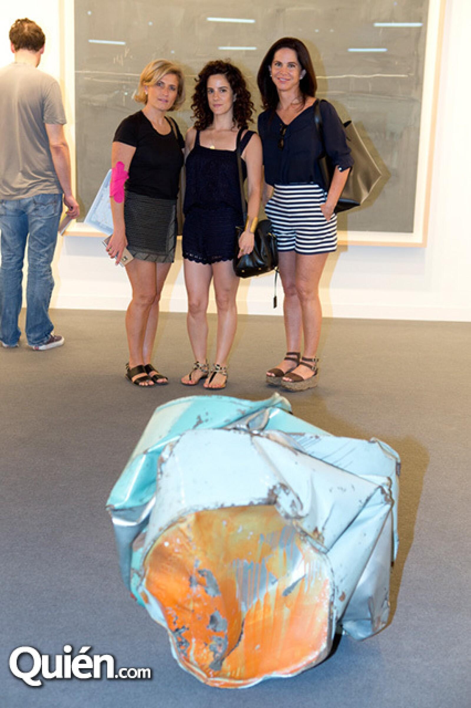 Mariana Alonso Rebaque,Francesca Ronci,Fernanda González
