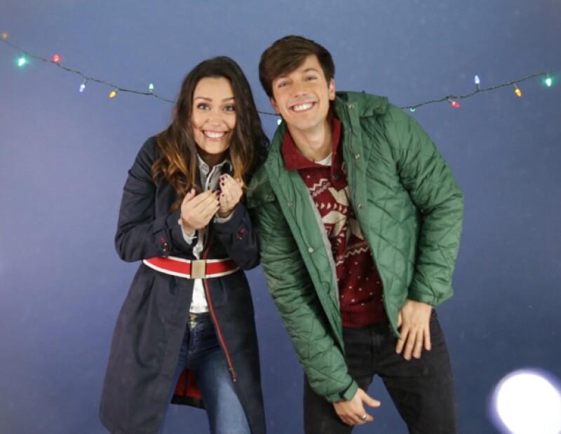 Reunimos a varios teen stars del momento para el estreno oficial del primer videoclip de la revista Quién en el que nos ponemos más que navideños.
