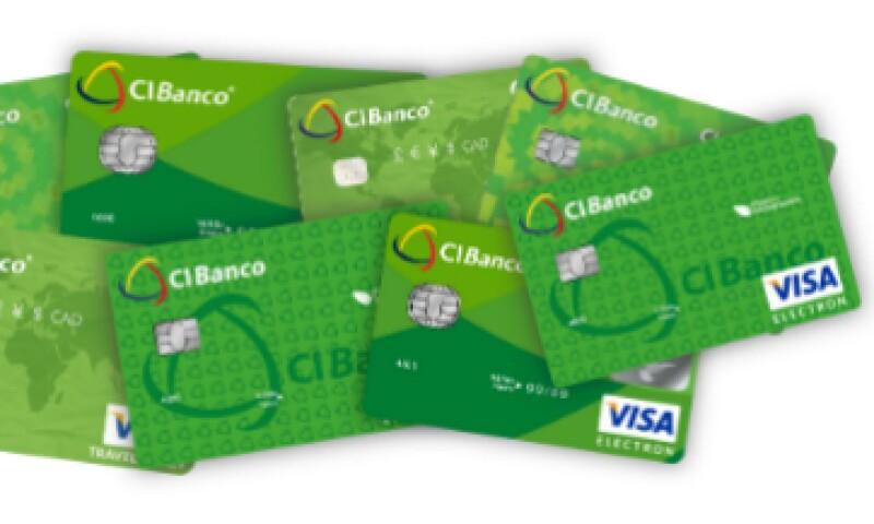 Estas son las tarjetas biodegradable de CI Banco y Gemalto. (Foto: © CI Banco)