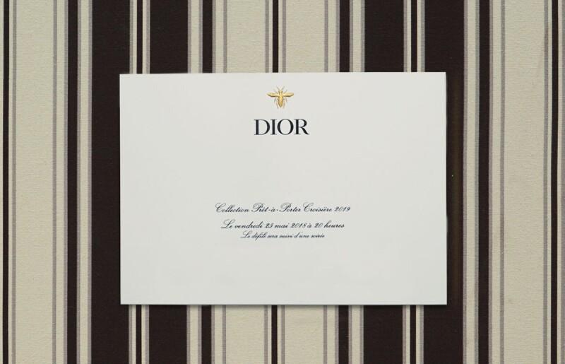 Dior-Cruise-2019-Invitation