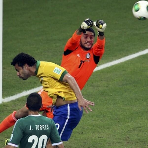 mexico vs brasil, confederaciones