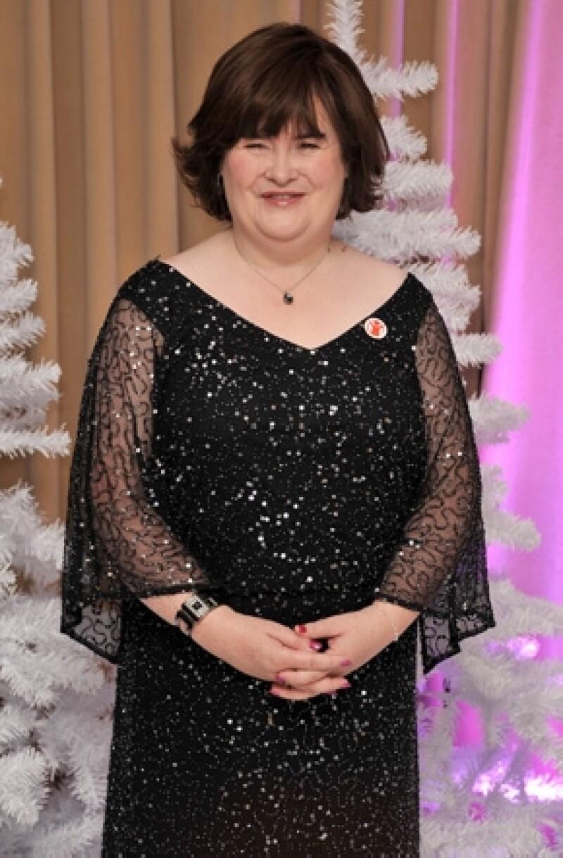 La cantante escocesa que en &#39Britain&#39s Got Talent&#39 dijo nunca haber sido besada por un hombre hoy tiene un novio secreto quien asegura, es todo un caballero.