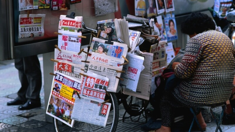 periodico china