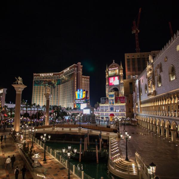 Venetian ta Night