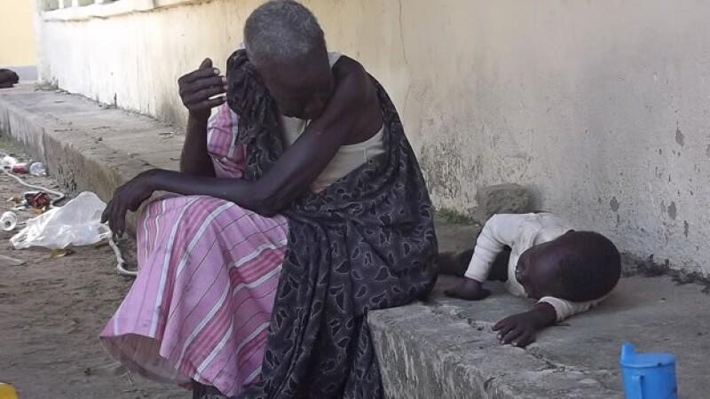 Sudan del Sur desplazados