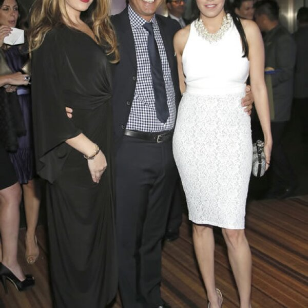 Maggy Zaga,Carlos Couturier,Olga Segura