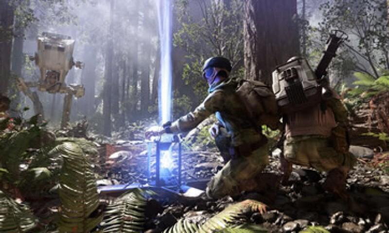 El tráiler de Battlefront fue visto más de 20 millones de veces en junio. (Foto: Tomada de tarwars.ea.com )