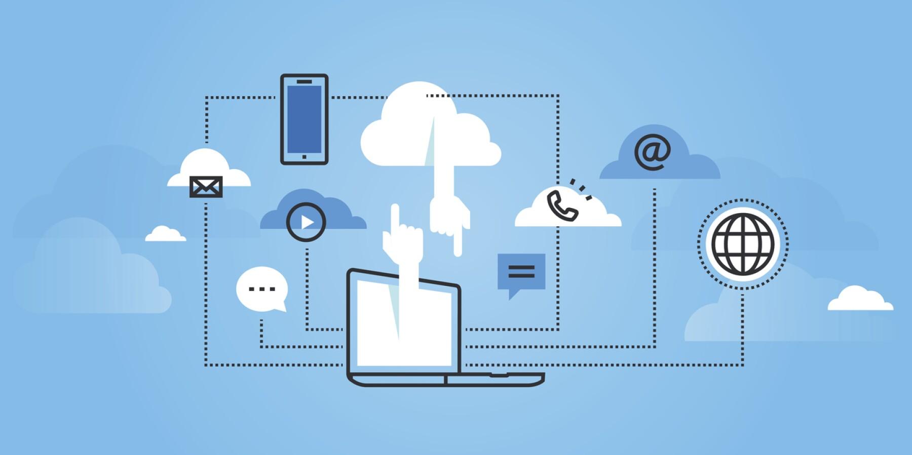 Empresas en la nube
