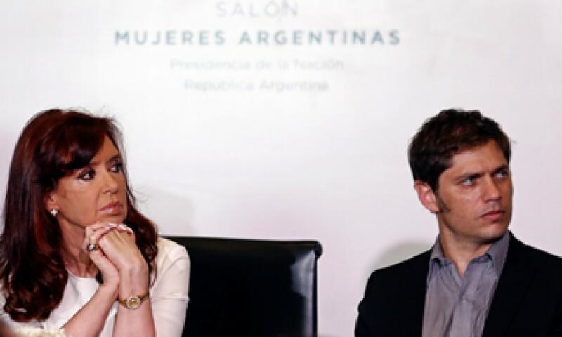 Argentina afina una serie de pasos judiciales en su pelea con los fondos especulativos. (Foto: Reuters)