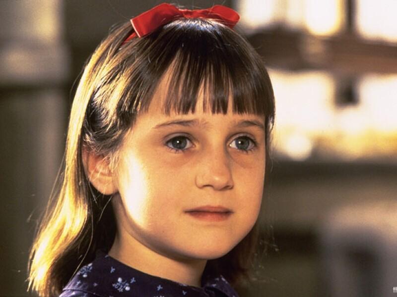 Matilda tenía poderes telekinéticos que a todos nos hubiera encantado tener