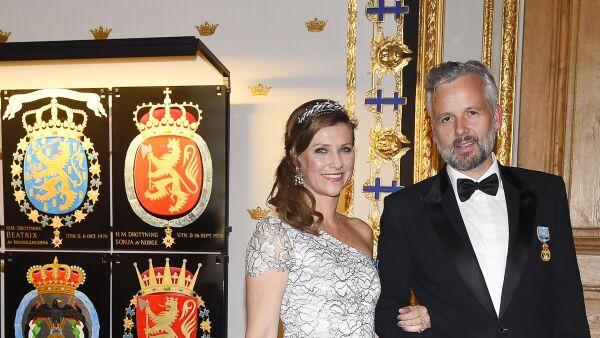 Princesa Marta Luisa de Noruega y Ari Behn