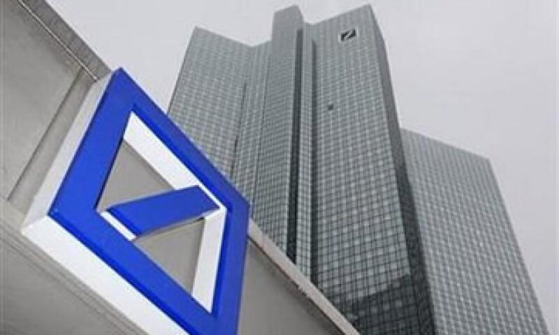 Ackermann espera que una mejor capitalización de los bancos sistémicos importantes, ayude a evitar otra crisis. (Foto: Reuters)