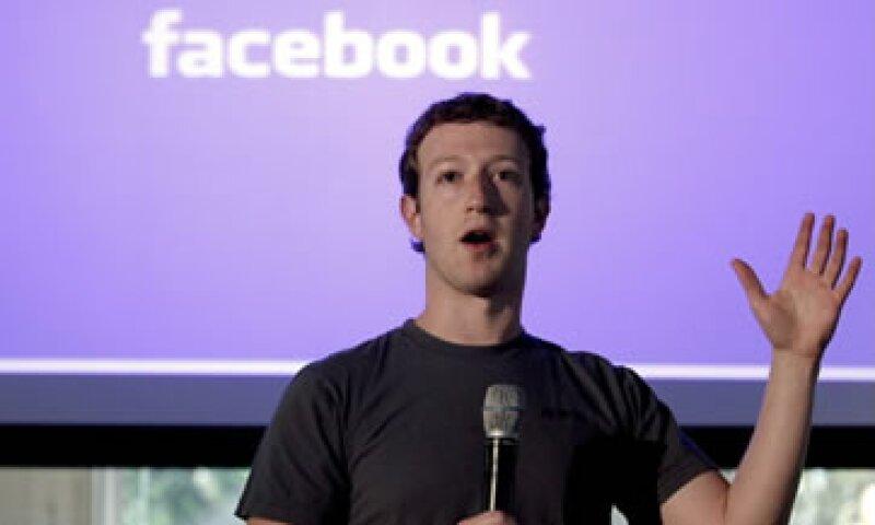 El joven líder de la red social tampoco gusta de la palabra transparencia. (Foto: Getty Images)