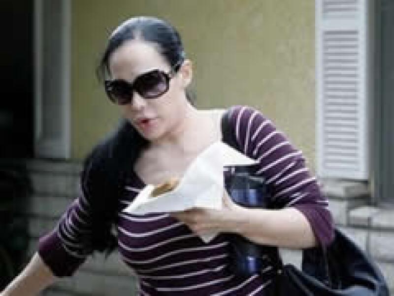 La madre de octillizos tendrá que esperar la resolución de un juez ante su solicitud de registrar la marca `Octomom`. (Foto: AP)