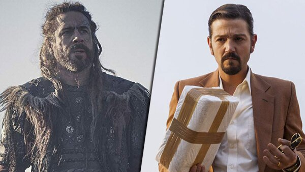 The Last Kingdom y Narcos: México