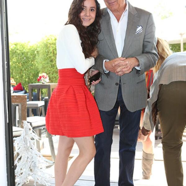 Alexis Badui y Claude Joanin