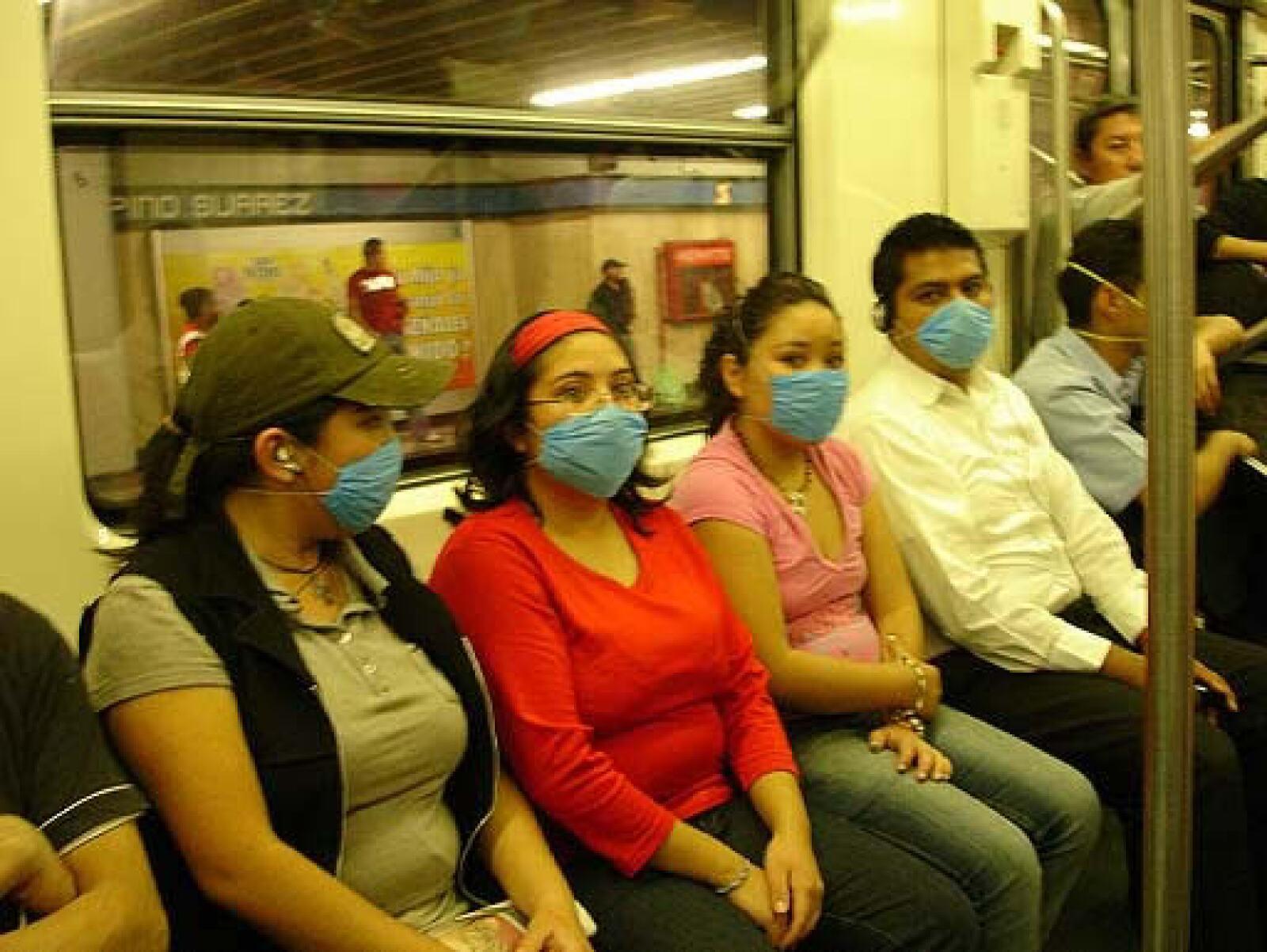 El fantasma de la epidemia de AH1N1 está flotando en todo momento.  (Foto: Especial)