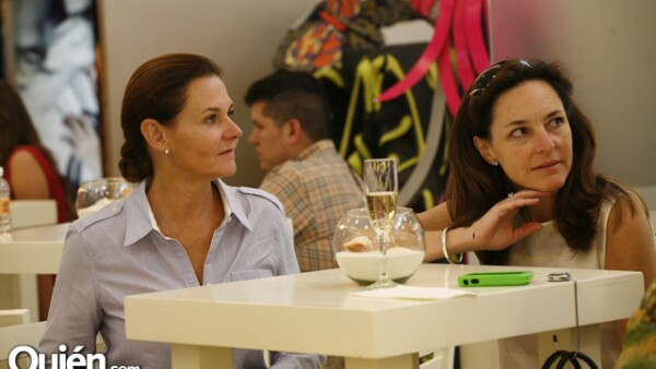Crista Campo y Lorenza Grassi