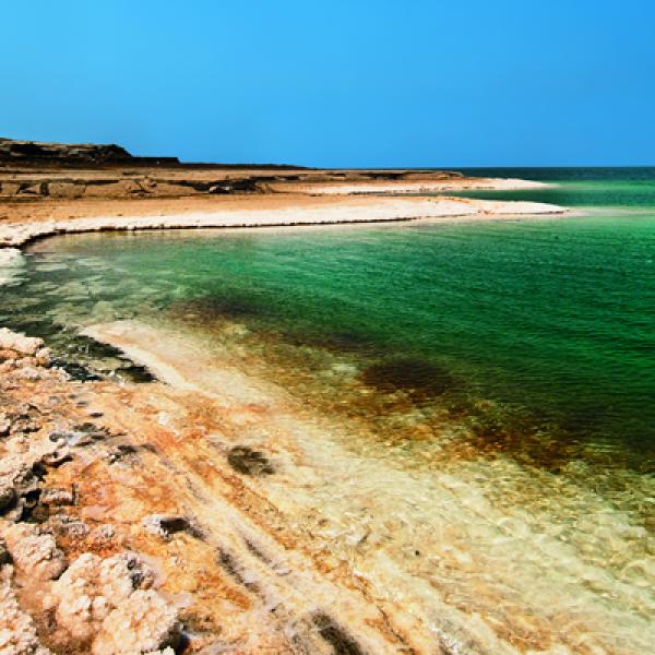 11)Del lado de Jordania, muy cerca de la costa este del Mar Muerto, se encuentra la Reserva Natural de Mujib, la más baja del planeta en términos de altitud.