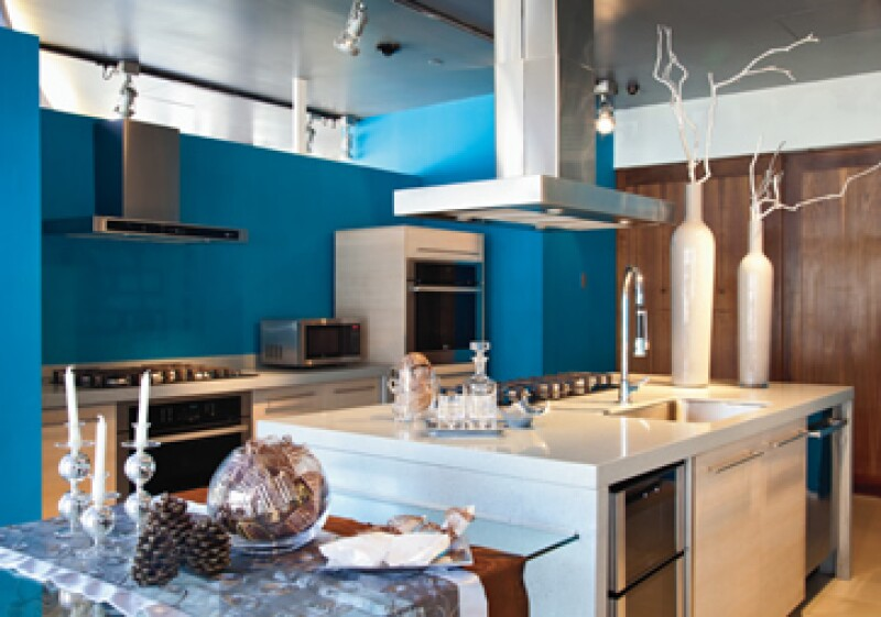 Mabe, empresa de electrodomésticos, convirtió su showroom en un centro gourmet. (Foto: Agustín Garza)