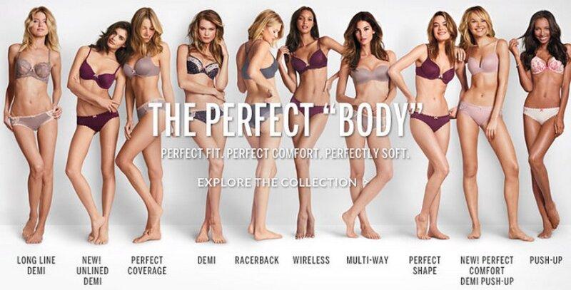 'El cuerpo perfecto'.