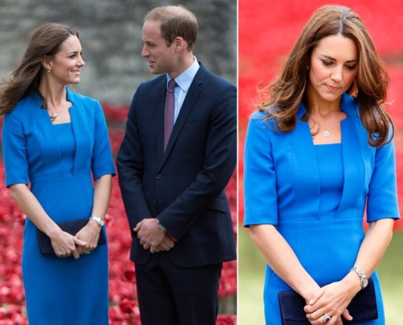 Dicen que ningún embarazo es igual que otro y tal vez la duquesa de Cambridge esperaba esto, desgraciadamente, así como ocurrió cuando esperaba a George, nuevamente padece hiperémesis gravídica.