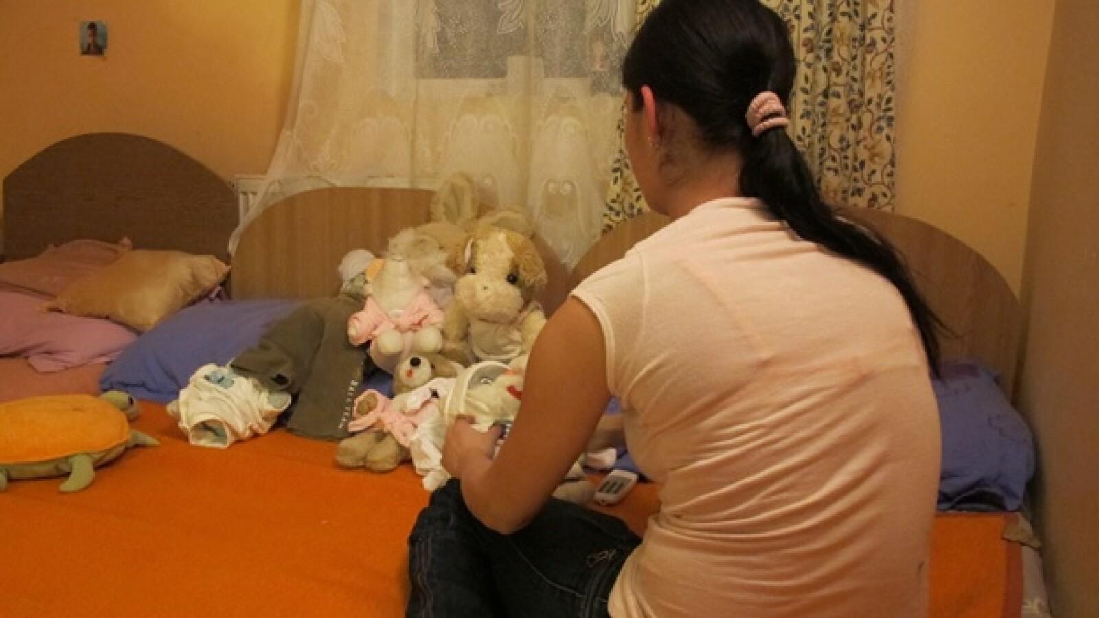 Rumania - trata de personas