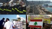 Varios países envían ayuda de emergencia a Líbano