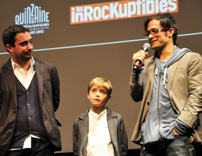 La prensa especializada recibió con calidez el estreno de la película `No´, así como al actor mexicano y protagonista de la cinta.