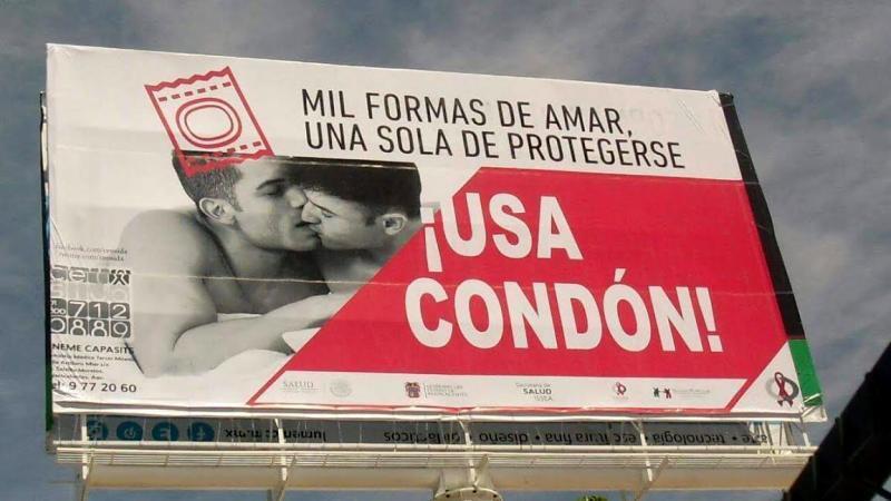 Estas son las fotos de la polémica en Aguascalientes.