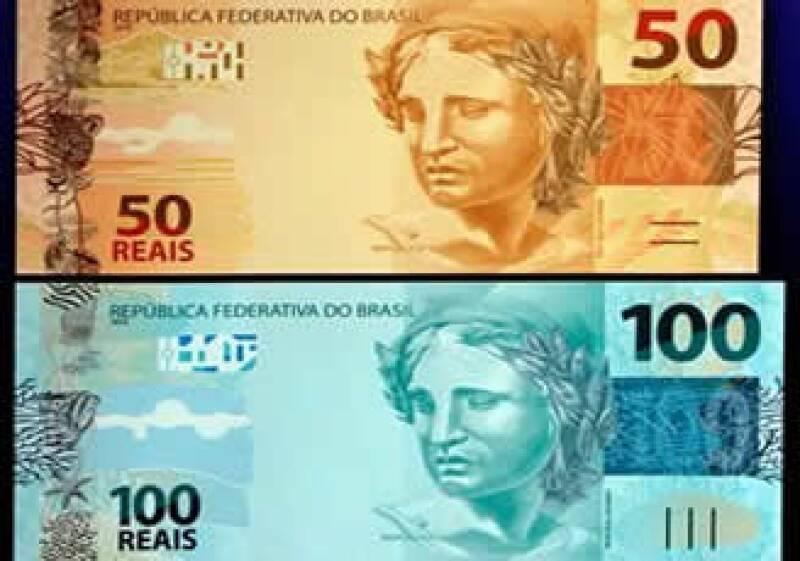 Este año se lanzarán los nuevos billetes de 100 y 50 reales, los más susceptibles de falsificación. (Foto: AP)